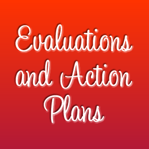 how to discuss evaluation in marketing plan