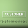 audio testimonial video